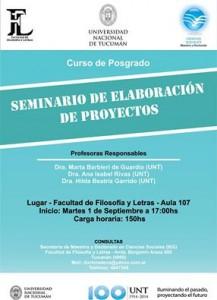 Seminario de Elabroacion de Proyecos